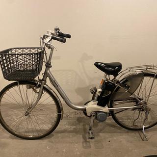 電動自転車 panasonic vivi DX