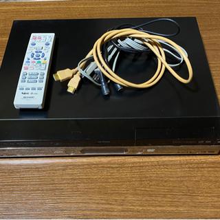 SHARP デジタルハイビジョンレコーダー