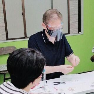 【10月16日土曜日】英語で学ぶクラフトワイヤー教室☆新しいカタチの英会話教室   Sen Craft Wire English − 大阪府