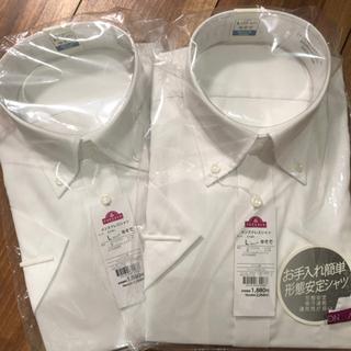 2セット千円【メンズドレスシャツ】Yシャツ