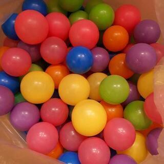 プラスチックボール カラーボール