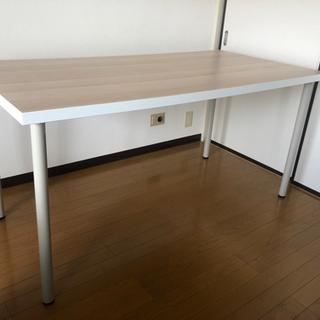 IKEA LINNMON デスク 75x150cm  きれい