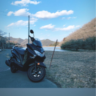 【ネット決済】低走行!! 125ccスクーター バーグマンストリ...