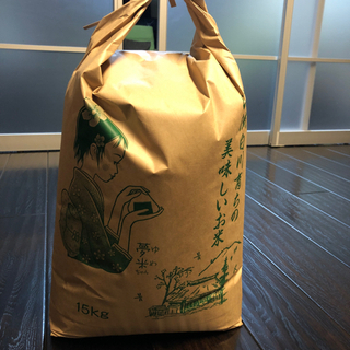 【新米入荷】2021岐阜県産コシヒカリ 1袋 15kg入