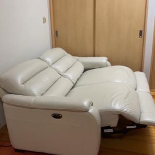 ソファー電動 ※取引先決まりました※ - 家具