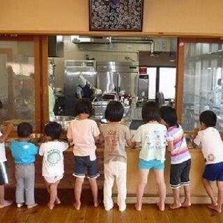 【保育園給食の調理師】平日8:30~17:00固定時間で残業なし...