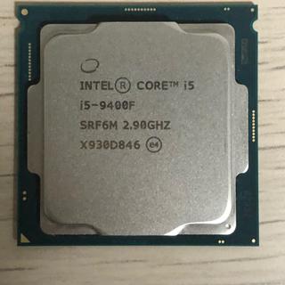 core i5 9400F 動作確認済み リテールクーラー付き
