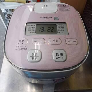 ☆中古 激安!!¥4,300!!SHARP シャープ 3合炊飯ジ...