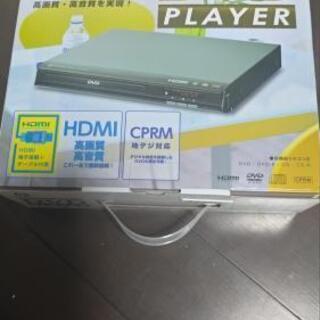 値下げしました。DVDプレーヤー美品 USBポート付き