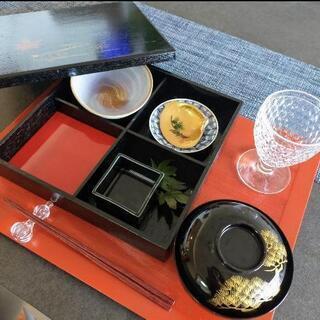 【希少】懐石弁当箱  5個セット  美品