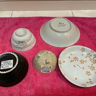 ※お相手が決まりました※ミッフィーちゃん 小皿 どんぶり 小鉢 和食器 未使用品 セット 300円 − 愛知県