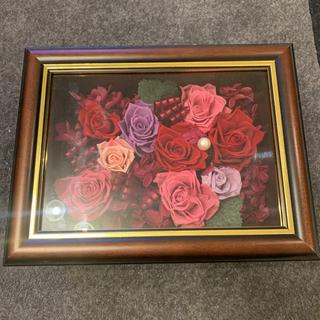 薔薇 インテリア