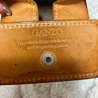 GANZO/ガンゾ コインケース