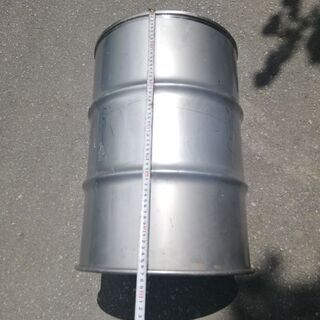 ステンレスドラム缶60リットル