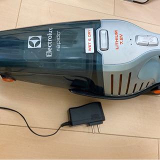 【ネット決済・配送可】ハンディー掃除機