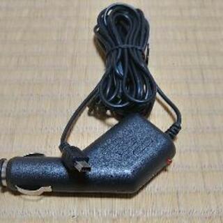 06:車載電源コード ドライブレコーダー付属品