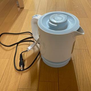 TIGER 電気ケトル 蒸気レス PCJ-A
