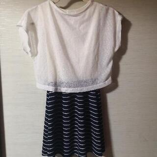 (値下げしました)子供服(女の子)140 金爆出品物 - 熊本市