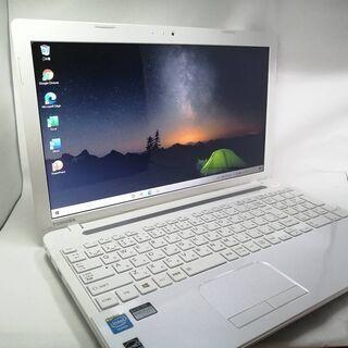 東芝 DynaBook T453 サクサクPC WIN10 SS...