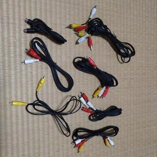 26:ビデオケーブル RCA S