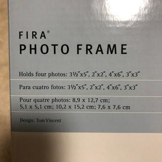 フォトフレーム 写真立て 未使用 - 生活雑貨
