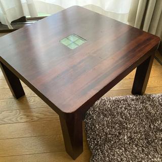 【お渡しが決まりました】センターテーブル KOKAGU ちゃぶ台