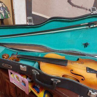 ヴァイオリン【バイオリン】Besthar 本体 弓 ハードケース