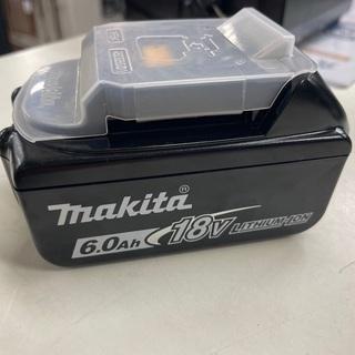 マキタ 充電池 6.0Ah 程度A