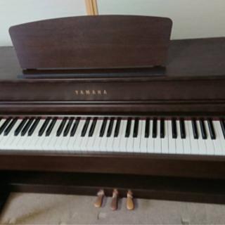 【ネット決済】2016年製 高性能 YAMAHA 電子ピアノ譲ります。