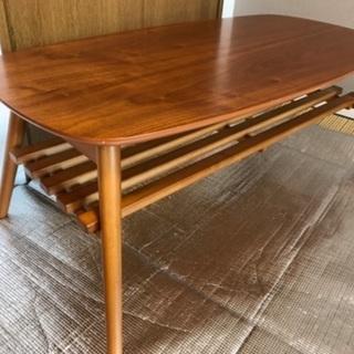 テーブル(ブラウン)