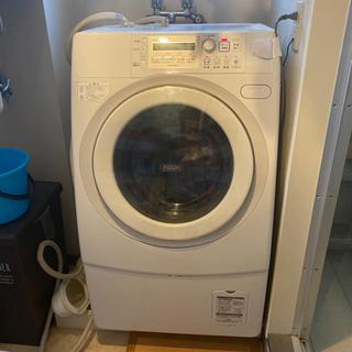 【受渡者決定】10月4日引き取り限定 ドラム式洗濯機
