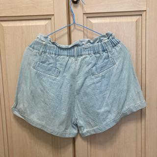 ✿マークの服5枚で100円引き♡ジーンズ素材 短パン Mサイズ(*´︶`*)♡ - 名古屋市