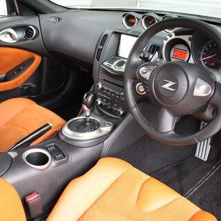 日産 フェアレディZ version ST 最上級グレード 3.7L 車検あり - 中古車