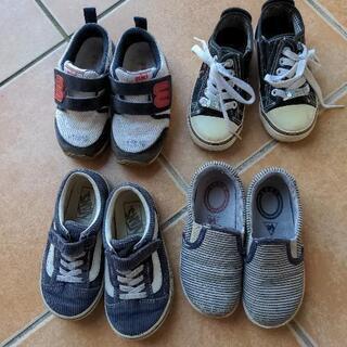 子供用靴 16.0 17.0