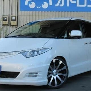 「月々約¥40,000-」トヨタ エスティマ アエラス