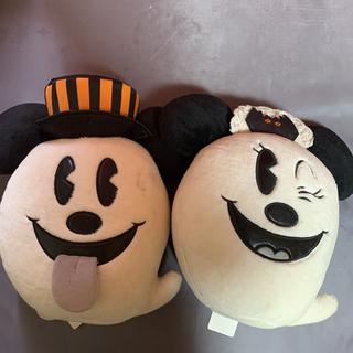 ディズニー2008年 ハロウィンイベント限定 ぬいぐるみ