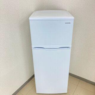 【極上美品】【地域限定送料無料】 冷蔵庫 IRIS 118…