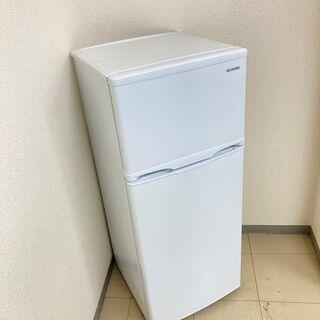 【極上美品】【地域限定送料無料】 冷蔵庫 IRIS 118L 2020年製   ARS092202 - 台東区