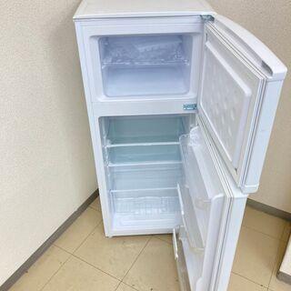【極上美品】【地域限定送料無料】 冷蔵庫 IRIS 118L 2020年製   ARS092202 - 家電