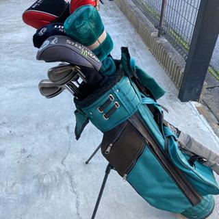 【値引可】ゴルフクラブセット17本 Callaway Taylo...