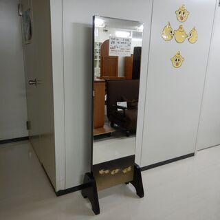 姿見 木製一面鏡(R309-10)