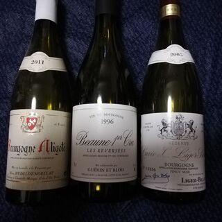 【ネット決済】◼️ ワイン空瓶3本 Gran Vin de Bo...