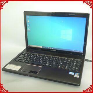【ネット決済・配送可】新品高速SSD ノートパソコン 中古良品 ...