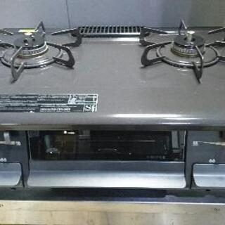 パロマ IC-N86KB-L ガステーブルコンロ 都市ガス用 2...