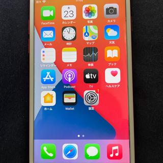iPhone 7 Red 128 GB au