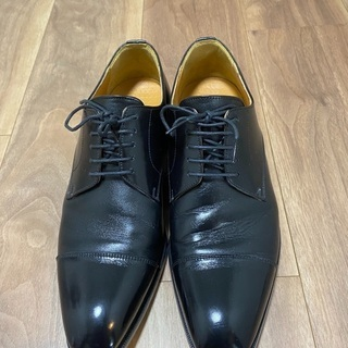 革靴 25.5cm ユナイテッドアローズ グリーンレーベルリラク...