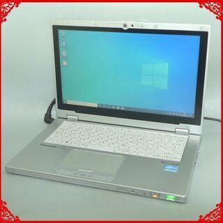 【ネット決済・配送可】日本製 ノートパソコン 高速SSD タッチ...