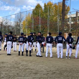 草野球メンバー募集‼️初心者、女性大歓迎‼️