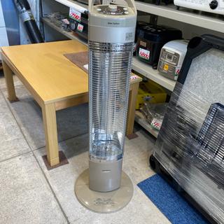 コロナ 遠赤外線電気ストーブ タワー型 タイマー付 首振りスリム