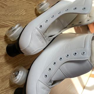 【ネット決済】ローラスケート紐なし